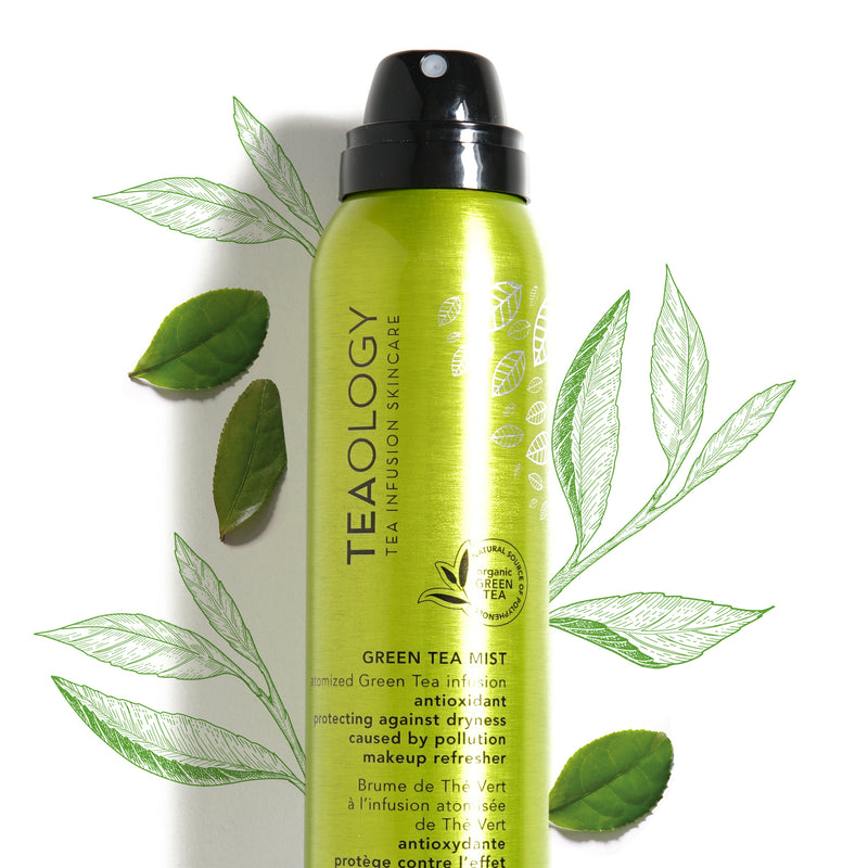 Green Tea Mist - Teaology Skincare
