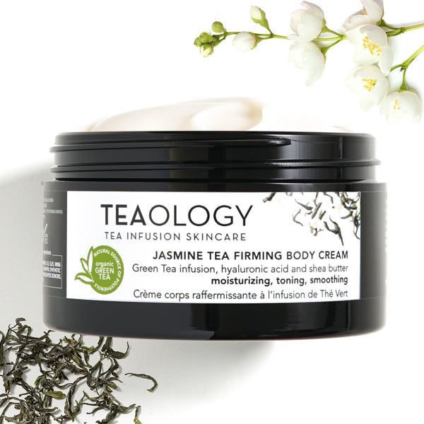 Jasmine Tea | Firming Body Cream - Teaology Skincare