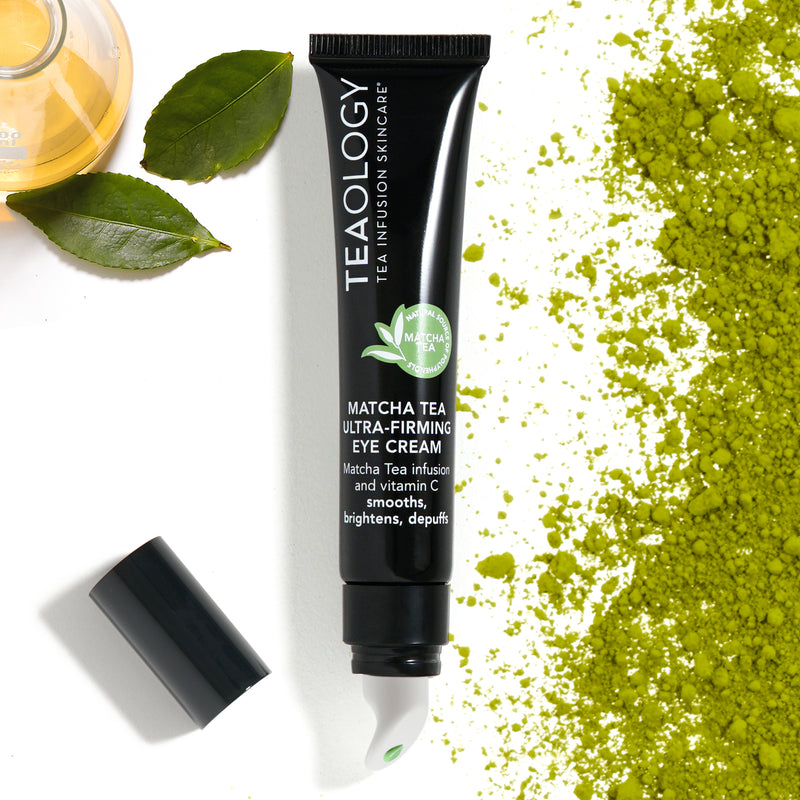 Matcha Tea | Ultra-Firming Eye Cream - Teaology Skincare