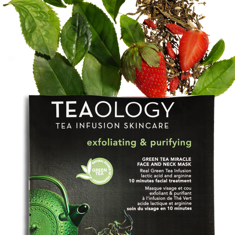 TEAOLOGY + ALICE | Perfect Skin BeauTea Routine