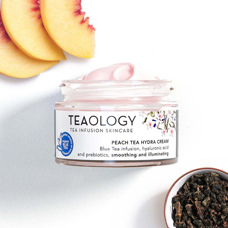 Peach Tea Hydra Cream - Teaology Skincare