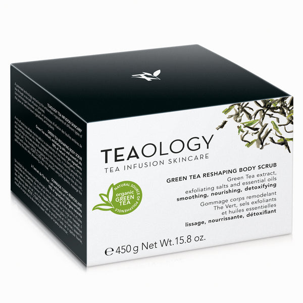 Green Tea | Reshaping Body Scrub - Teaology Skincare