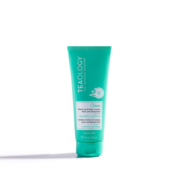 Clean | Hand and Body Cream with Anti-Bacterial