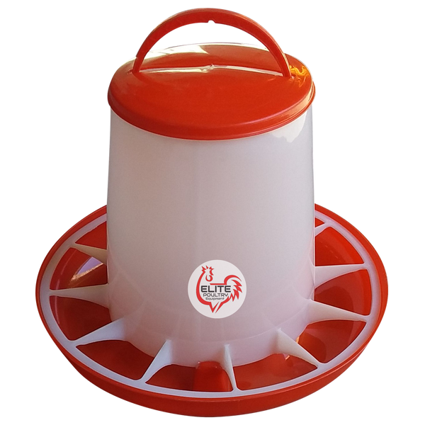 Poultry Tube Feeder Medium