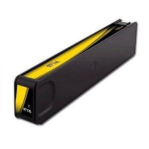 Compatible HP971XL Yellow X451dw Ink Cartridge