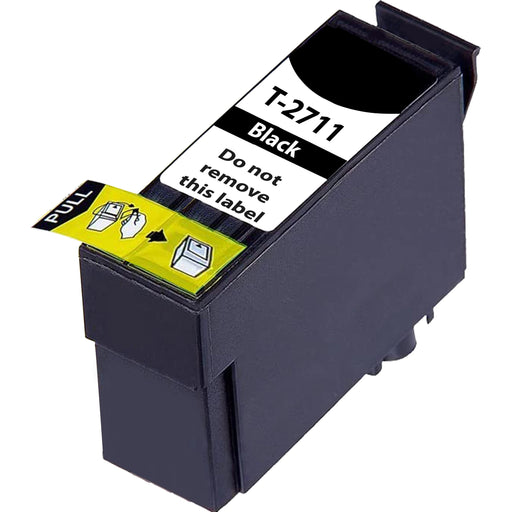Compatible Epson Black WF-7620DTWF Ink Cartridge (T2711 XL)