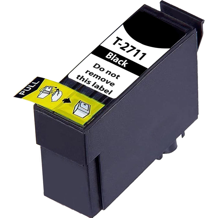Compatible Epson Black WF-3620DWF Ink Cartridge (T2711 XL)
