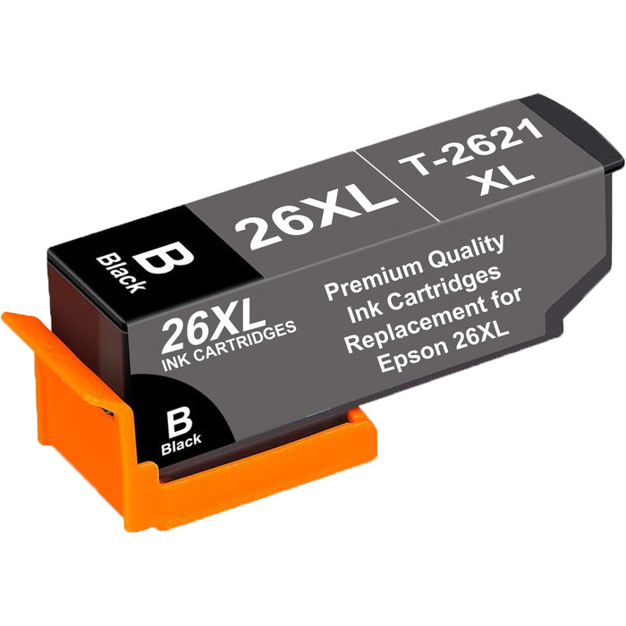 Compatible Epson T2621 XL Black XP-800 Ink Cartridge