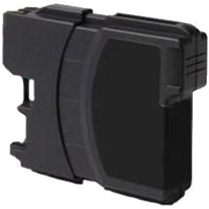 Compatible Brother LC980 High Capacity Ink Cartridge - 1 Black