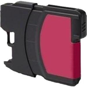 Compatible Brother LC980 Magenta MFC-J615W Ink Cartridge