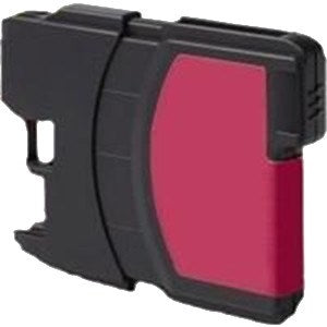 Compatible Brother LC980 High Capacity Ink Cartridge - 1 Magenta