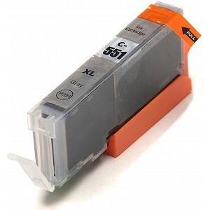 Compatible Canon Grey MG7550 Ink cartridges (CLI-551 XL)
