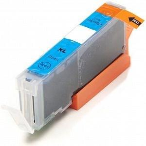 Compatible Canon Cyan MG5753 Ink cartridges (CLI-571 XL)