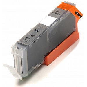 Compatible Canon - PGI-570/CLI-571 High Capacity Ink Cartridge - 1 Grey
