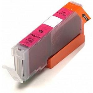 Compatible Canon Magenta TS8052 Ink cartridges (CLI-571 XL)