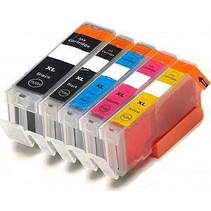 Compatible Canon 1 Set of TS5050 Ink cartridges (PGI-570 / CLI-571 XL)