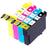 Compatible Epson 29XL T2296 Multipack High Capacity Ink Cartridges Pack of 4 - 1 Set