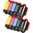 Compatible Epson 202XL Black / Cyan / Magenta / Yellow / Black Large - Pack of 10 - 2 Sets