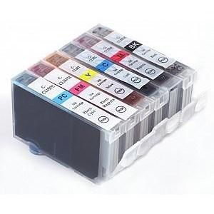 Compatible Canon 6 CLI-8 iP6600D Ink Cartridges
