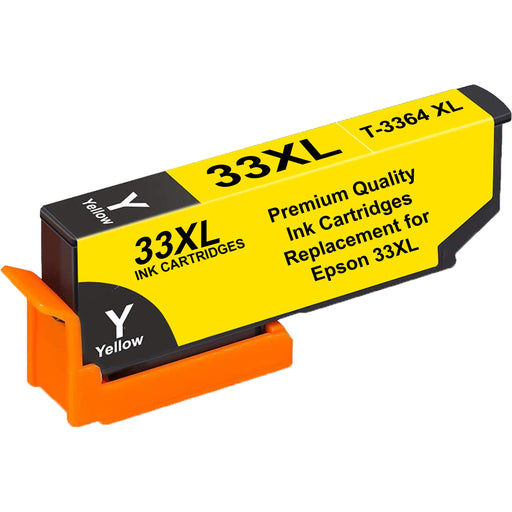 Compatible Epson Yellow XP-830 Ink Cartridge (T3364XL)