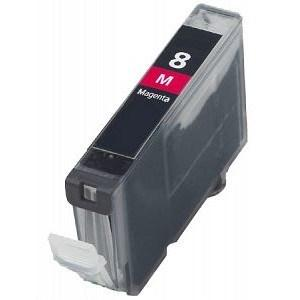 Compatible Canon Magenta iP3500 Ink Cartridge (CLi-8)