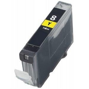 Compatible Canon Yellow iX5000 Ink Cartridge (CLi-8)