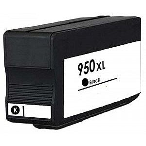 Compatible HP 950XL/951XL High Capacity Ink Cartridge - 1 Black