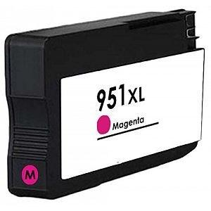 Compatible HP Magenta 251dw Ink Cartridge (951XL)