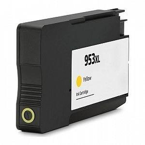 Compatible HP Yellow 8718 Ink Cartridge (953XL Y)