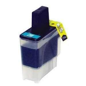 Compatible Brother LC41 Cyan FAX-2440C Ink Cartridge