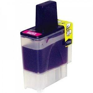 Compatible Brother LC41 Magenta FAX-2440C Ink Cartridge