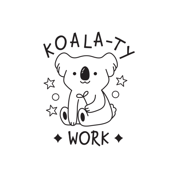 Koala-ty Work - The Teaching Tools Teacher Stamps