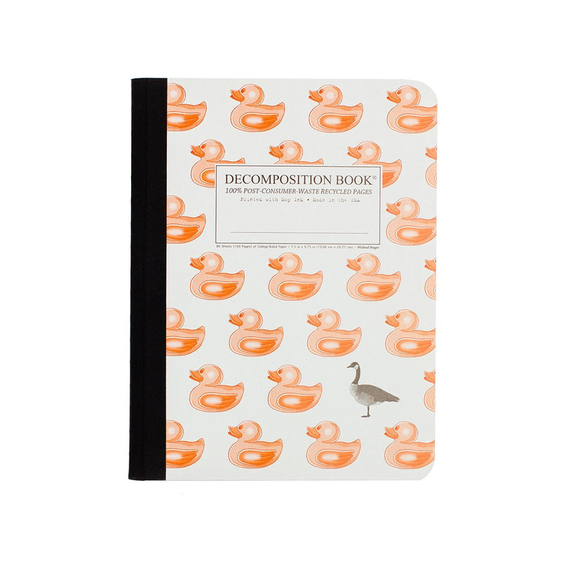 Decomposition: Duck Duck Goose Large Notebook - The Teaching Tools