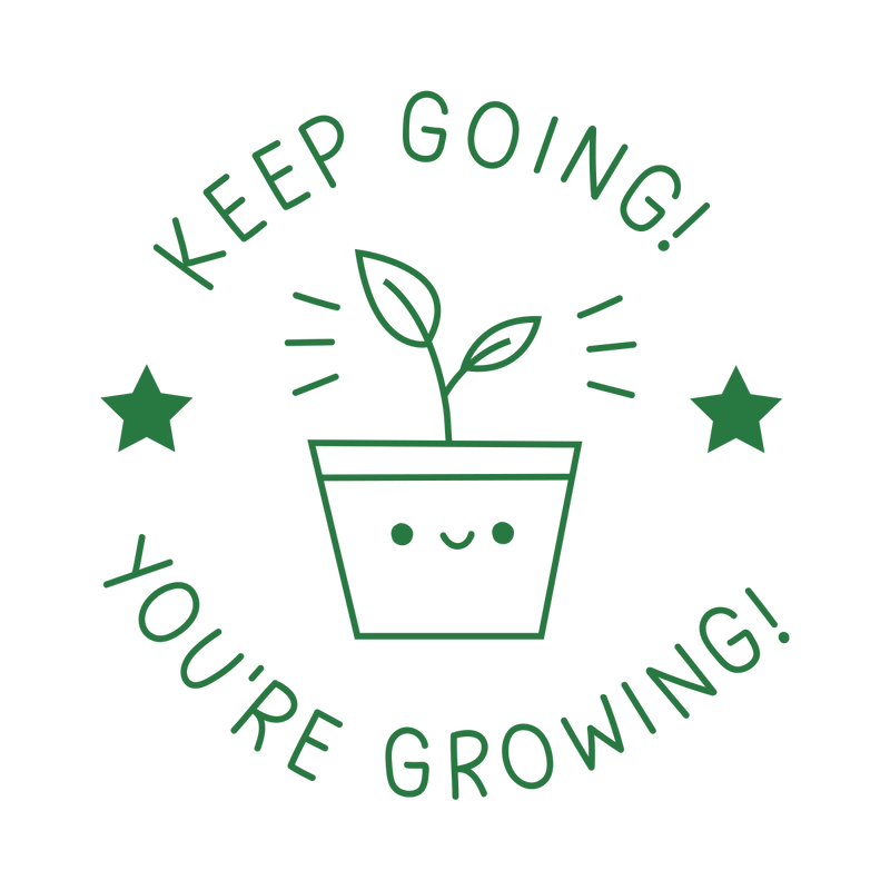 Keep Growing - The Teaching Tools