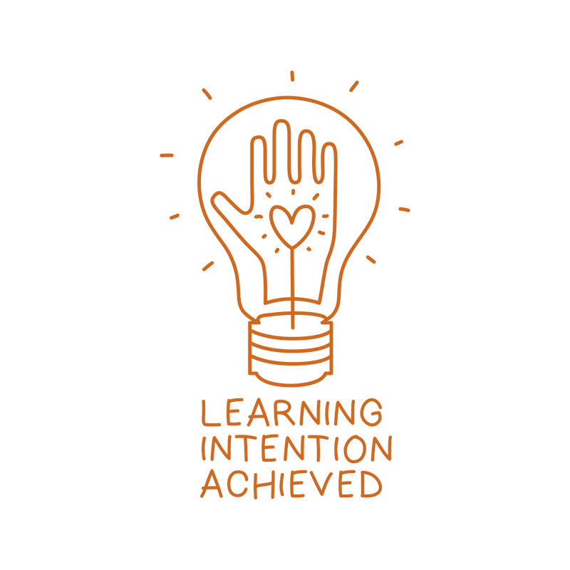 Learning Intention - The Teaching Tools