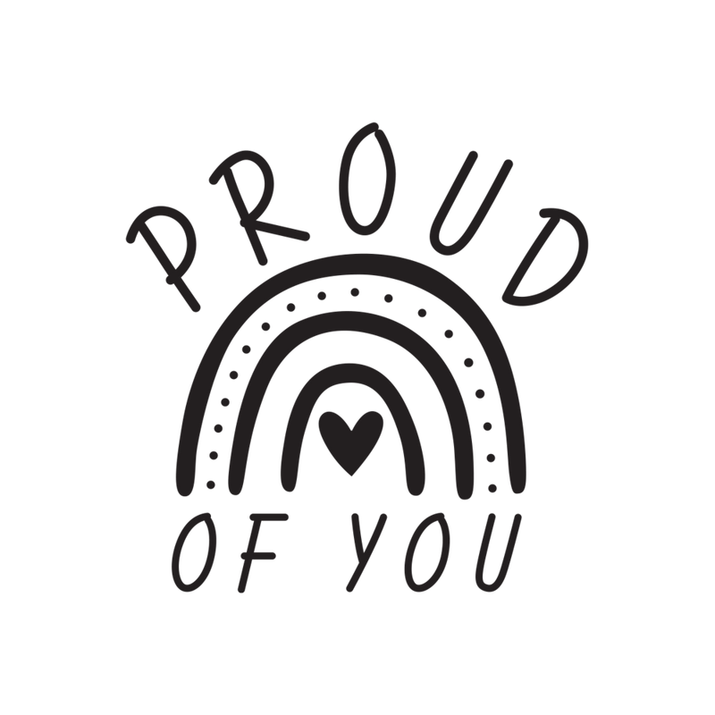 Proud Of You - The Teaching Tools Teacher Stamps