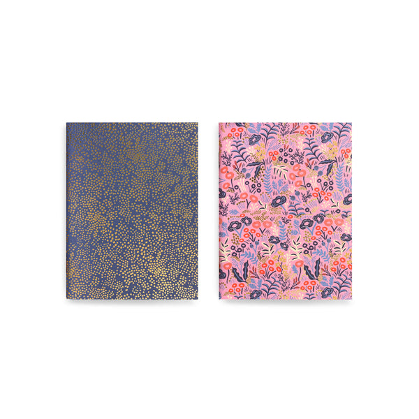 Rifle Paper Co: Tapestry Pocket Notebook Set - The Teaching Tools