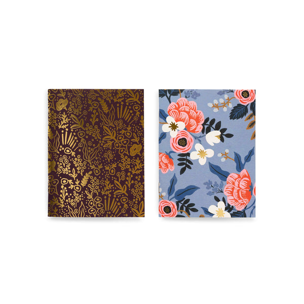 Rifle Paper Co: Birch Pocket Notebook Set - The Teaching Tools