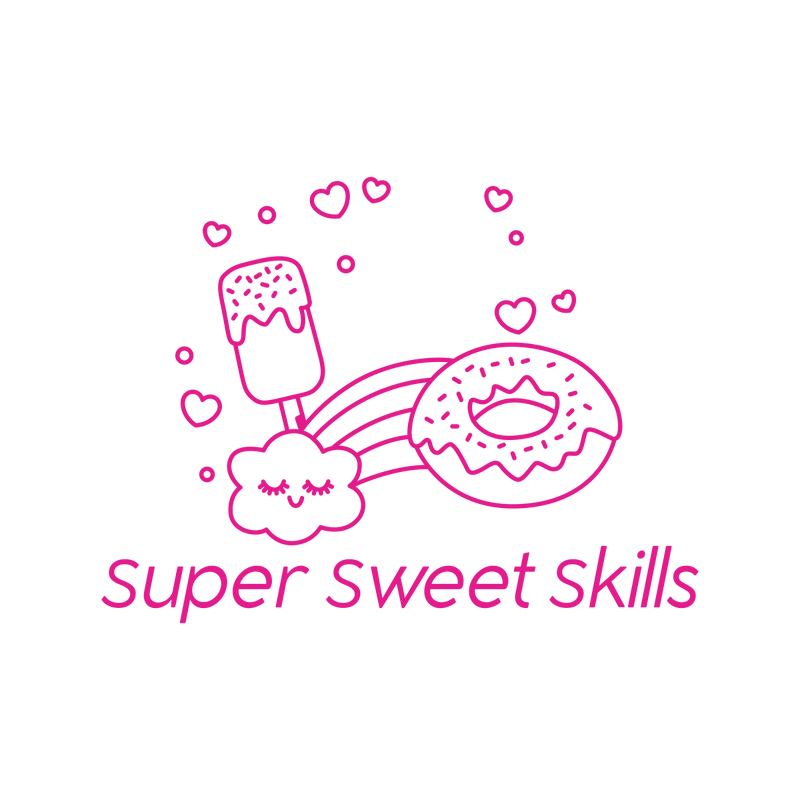 Super Sweet Skills - The Teaching Tools Teacher Stamps
