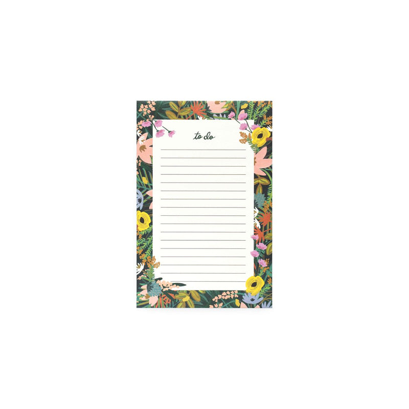 Rifle Paper Co: Notepad - Havana - The Teaching Tools Teacher Stamps