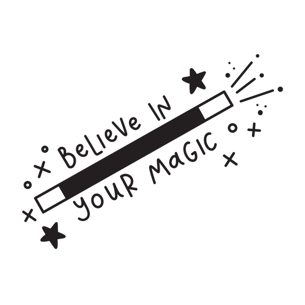 Believe In Your Magic - The Teaching Tools