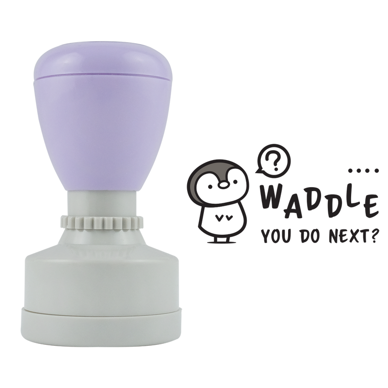Waddle You Do Next? - The Teaching Tools Teacher Stamps