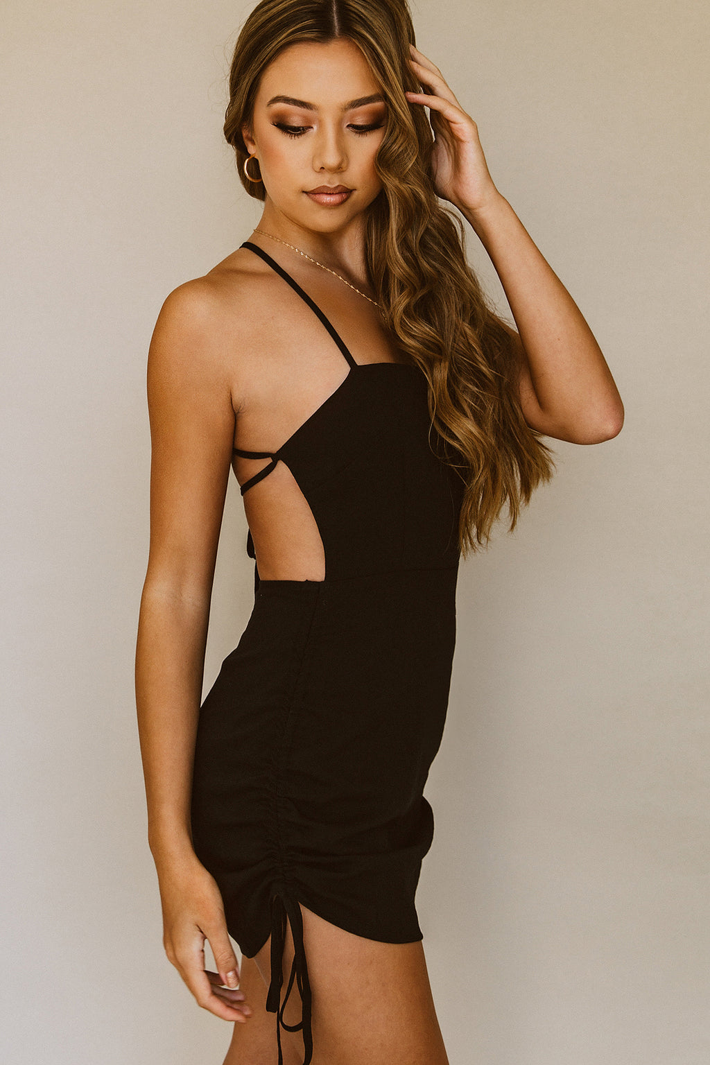 Beverly Hills Dress - Black