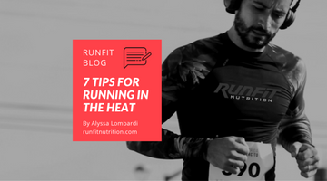 7 Tips for Running in the Heat