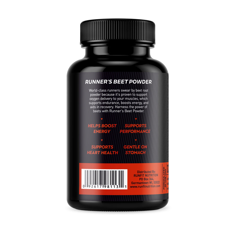 Beet Root Powder - RunFit Nutrition
