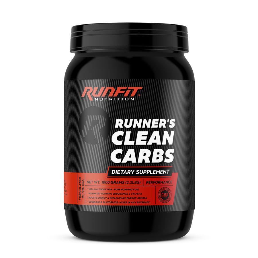 Runner's Clean Carbs - RunFit Nutrition