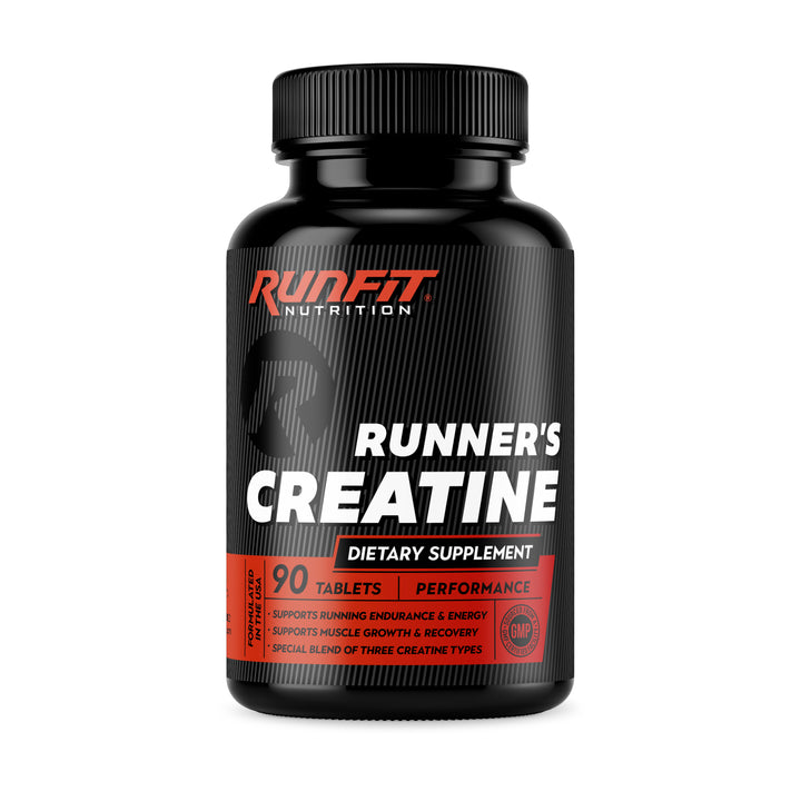 Runner's Creatine - RunFit Nutrition - Creatine for Runners