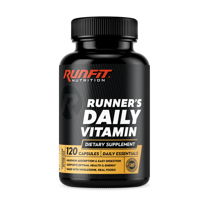 Runner's Daily Vitamin - RunFit Nutrition