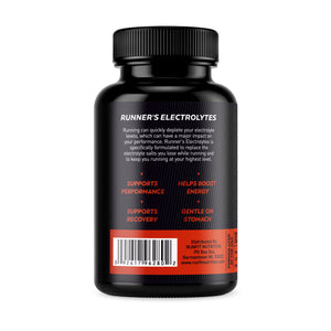 Runner's Electrolytes - RunFit Nutrition - Electrolytes for runners