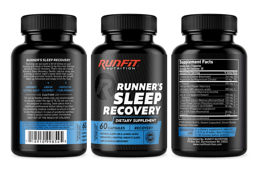 Runner's Sleep Recovery